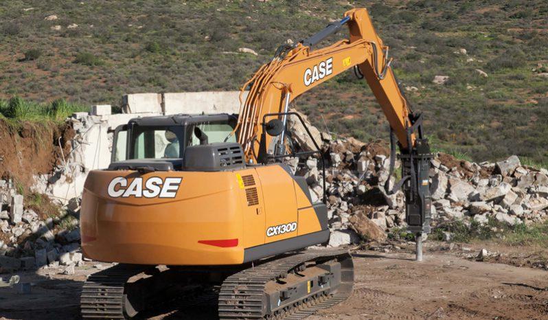 Case CX130D vol