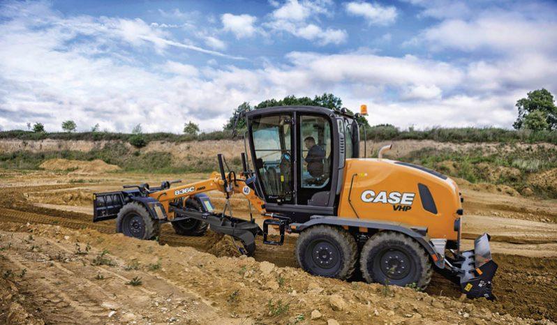 Case 836C vol