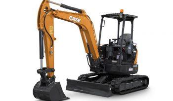 Case CX33C vol