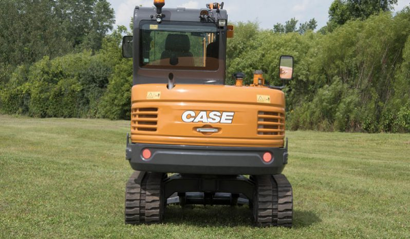 Case CX57C vol