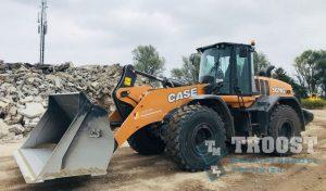 Case 921G Leasen