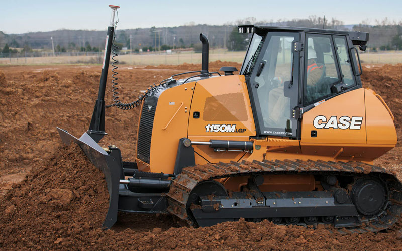 Tweedehands Bulldozer