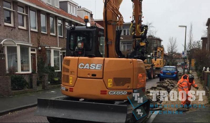 Case CX85D Nieuw