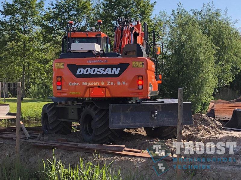 DX140W-5 Nieuw Nijssen