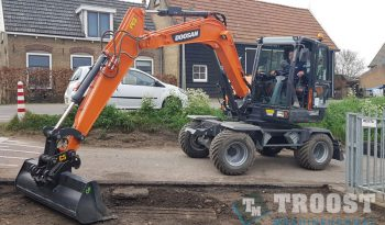 Doosan DX57W-5 vol