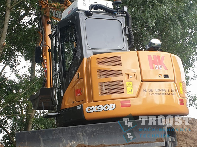 De Koning CASE CX90D