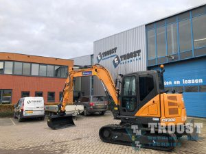 CASE CX90D Kuipers