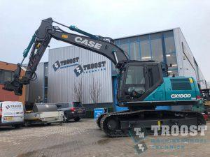 CASE CX180D Blokland
