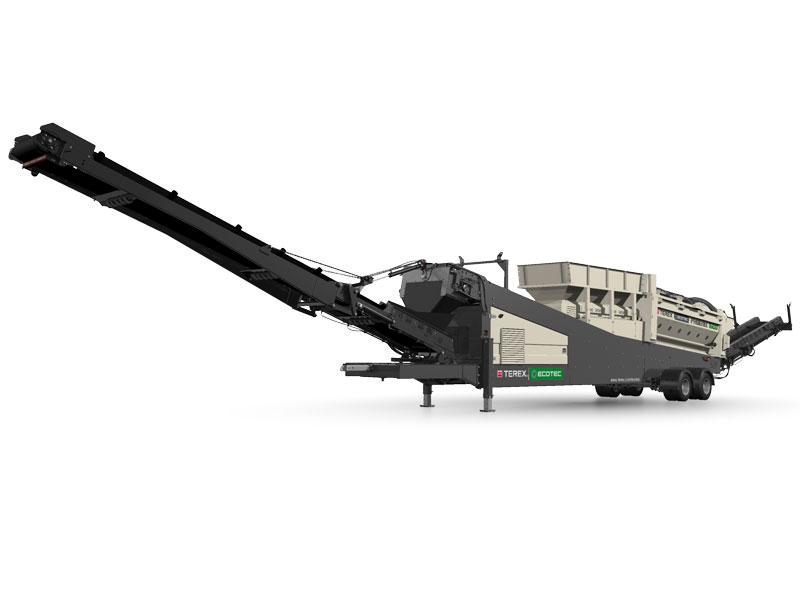 Ecotec Trommelzeef Phoenix 1600