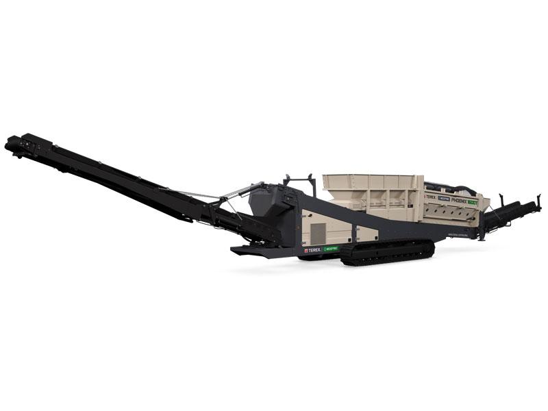 Ecotec Trommelzeef Phoenix 1600T
