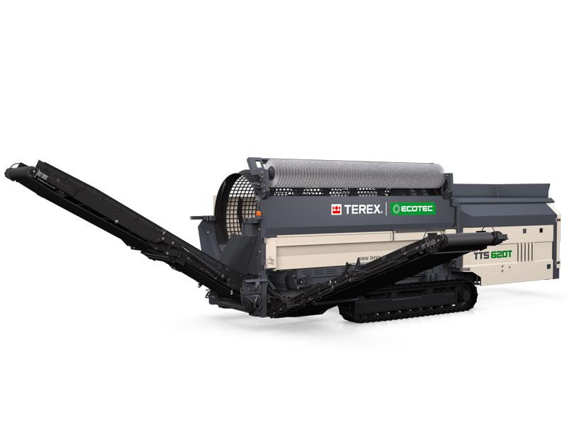 Ecotec Trommelzeef TTS 620T