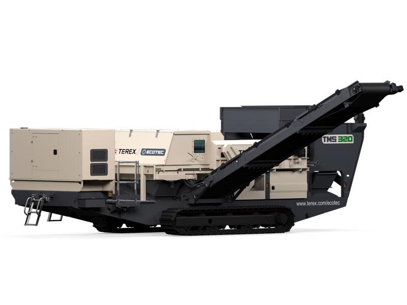 Ecotec metaalscheider TMS 320