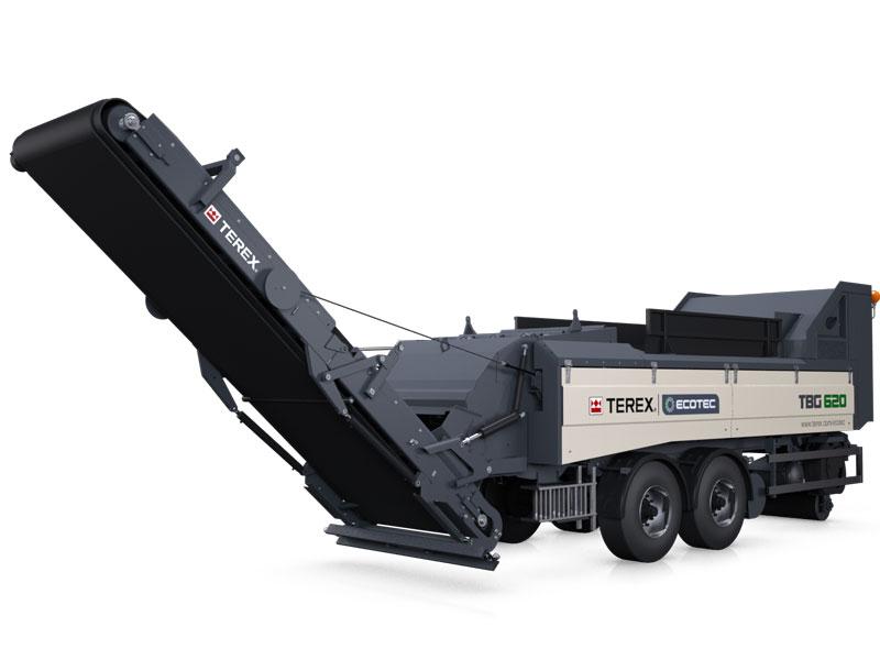 Ecotec shredders TBG 620
