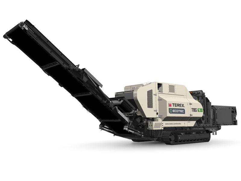 Ecotec shredders TBG 630