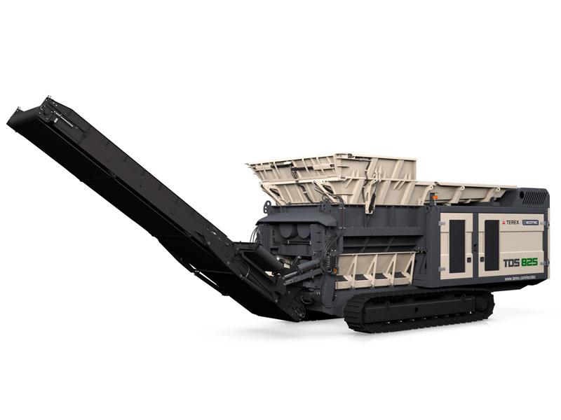 Ecotec shredders TDS 825