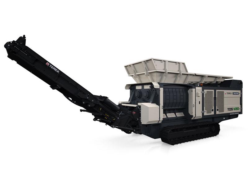 Ecotec shredders TDS V20