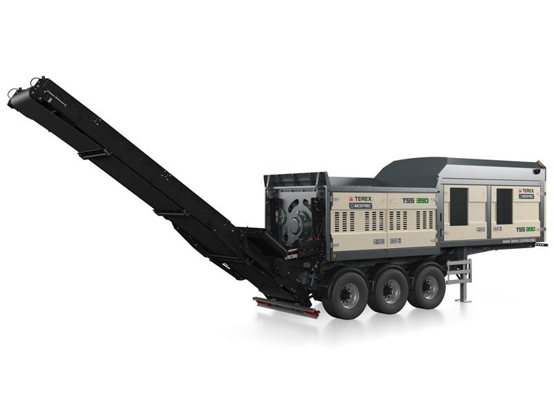 Ecotec shredders TSS 390