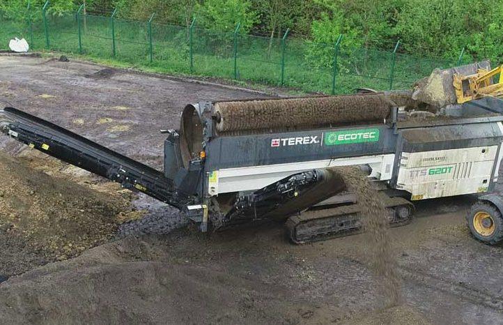Terex Ecotec TTS 620T vol
