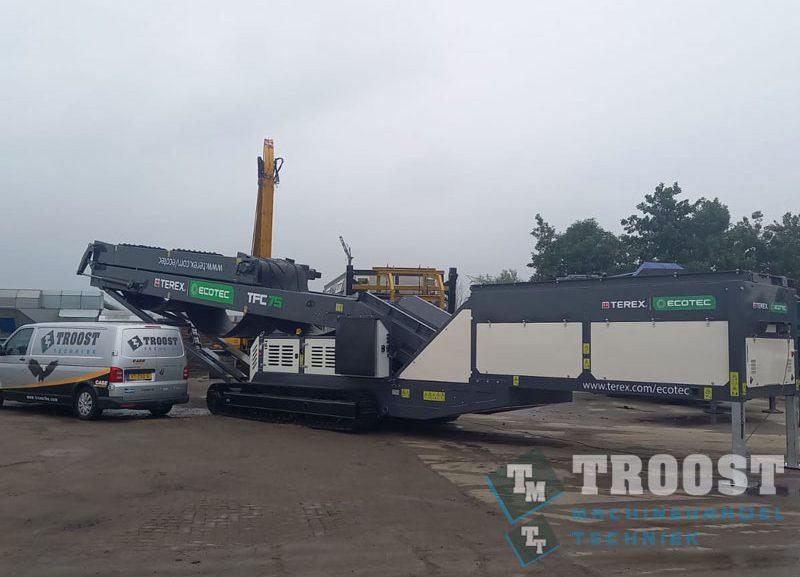 Terex Ecotec transportband Tuytel