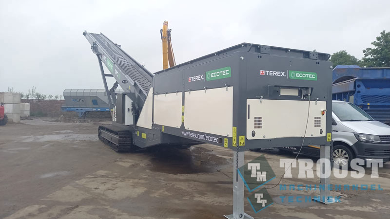 transportband Terex Ecotec Tuytel